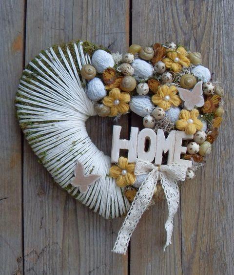 Nyári lak - ajtódísz, Dekoráció, Otthon, lakberendezés, Meska