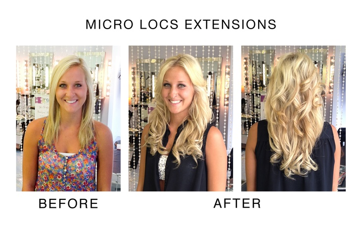 "Stylist/Makeup Artist Joey installs 16"" Micro Locs Hair Extensions. The most gentle and highest quality hair extensions on the market. Call for a consultation 816.531.8018"
