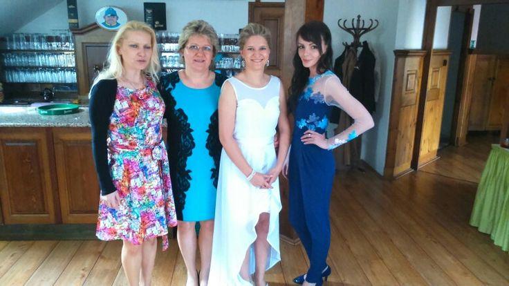 Děvčata ze svatby