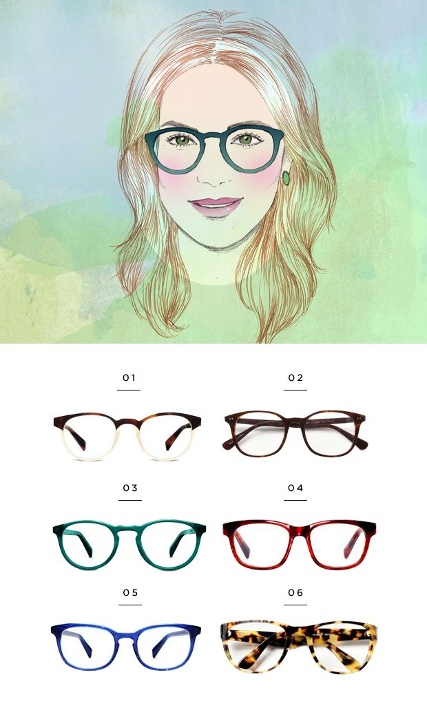 Best 25 Glasses Face Shape Ideas On Pinterest Glasses