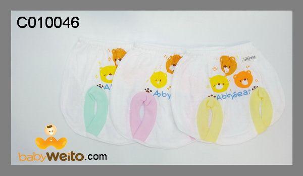 C010046  Celana pop Gambar depan  Warna sesuai gambar  IDR 25* / 3 pcs