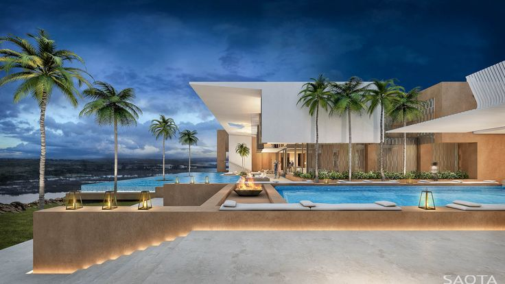 Elegant 30+ Yet To Be Built Modern Dream Homes By SAOTA U2013 Part 2   Architecture,  Modern And Exterior Photo