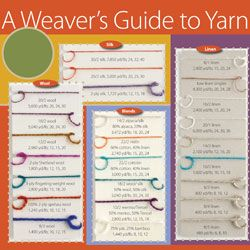 Learn tricks and materials needed to make your own weaving equipment!  FREE ebook