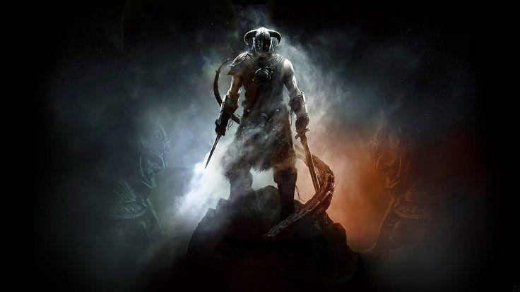 Found a 24/7 Skyrim Music live stream #games #Skyrim #elderscrolls #BE3 #gaming #videogames #Concours #NGC