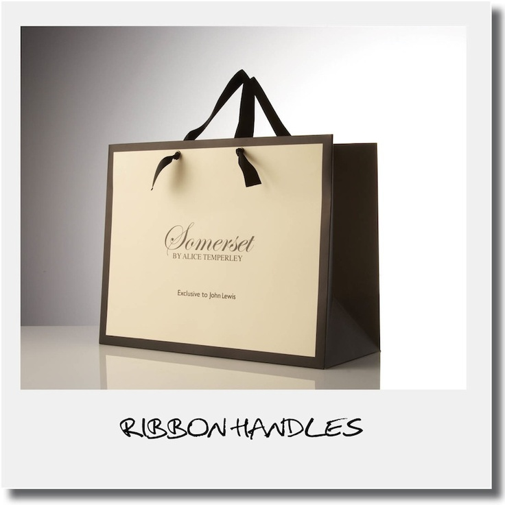 LUXURY CARRIER BAGS 3