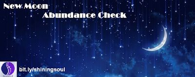 ShiningSoul: New Moon Abundance Check #March / Cheque da Abundâ...