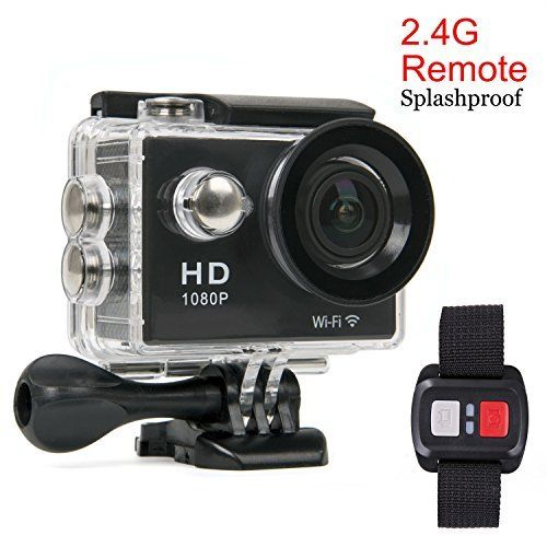Sport Action Camera Wifi 4k Ultra Hd Underwater 30m Impermeable Camera Angle Large 170 Ecran Lcd 2 0 Avec Accesso Camera Telecommande Accessoires Gopro