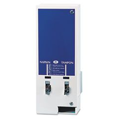 HOS ED1-25 - Electric Vendor Machine Dual Dispenser Hospital Specialty Co. Electronic Dual Sanitary Napkin/Tampon Dispenser. Sold by the Each. Click the following link for prices ► http://www.janitorialsupplies.com/HOS-ED1-25--Electric-Vendor-Machine-Dual-Dispenser-Hospital-Specialty-Co-Electronic-Dual-Sanitary-NapkinTampon-Dispenser-Sold-by-the-Each_p_2267.html