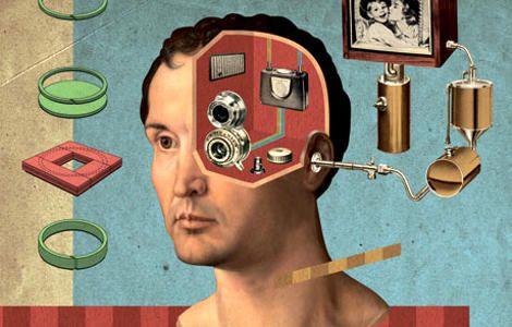 Τα παιχνίδια της μνήμης είναι γνωστά σε όλους. Και σε ποιον δεν έχει τύχει να θυμάται εικόνες, λέξεις και γεγονότα στα οποία ήταν κατά φαντασίαν παρόν ενώ στην πραγματικότητα δεν έχουν υπάρξει ποτέ; Μπορεί να σας έχει ...  Read more: http://rizopoulospost.com/giati-thymomaste-pragmata-pou-den-exoun-symvei/#ixzz2acWLJacT Follow us: @Rizopoulos Post on Twitter | RizopoulosPost on Facebook #Memory #Human #Brain