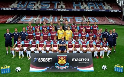 west ham team photo - Google zoeken