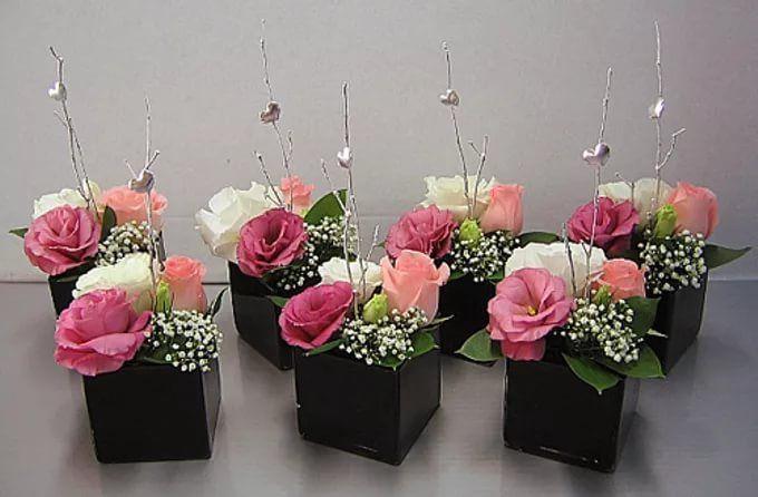 Еловых, купить цветы в флористической губке