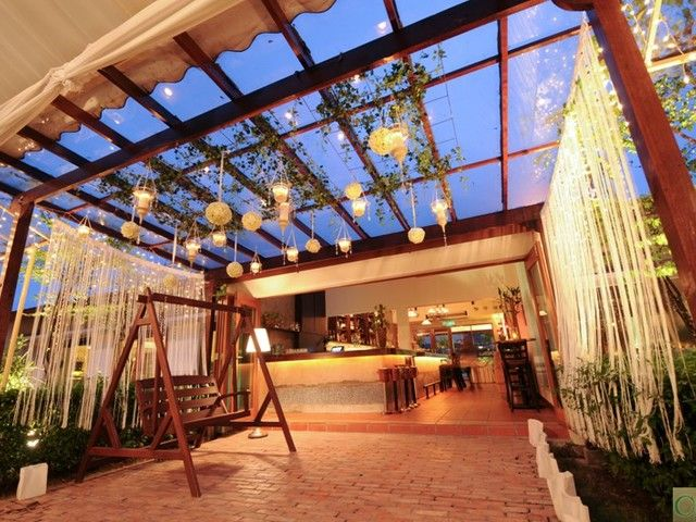 Ciao Ristorante is one Kuala Lumpur's premier Italian restaurants. It also has a beautiful garden area suitable for weddings