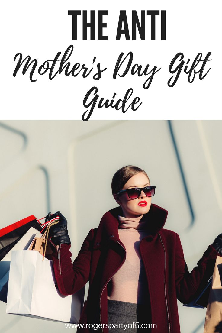 Why I didn't write a Mother's Day Gift Guide, and what mom's really want for Mother's Day