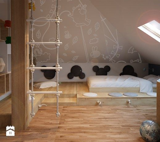 Pokój dziecka styl Nowoczesny - zdjęcie od COI Pracownia Architektury Wnętrz
