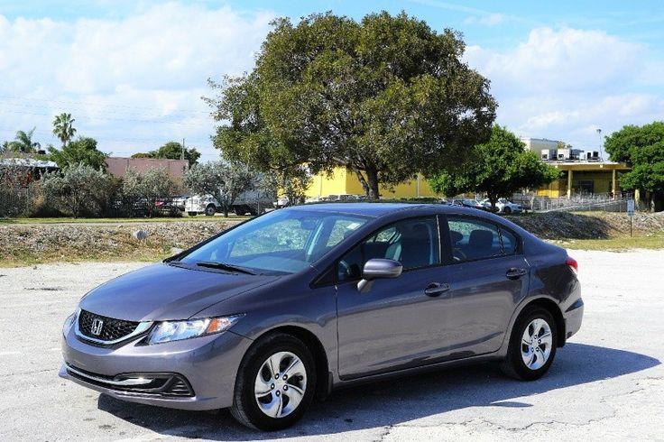 2015 Honda Civic Sedan $9999 http://www.idriveautosales.com/inventory/view/9756744