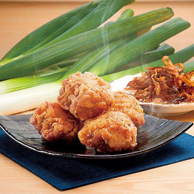 特製焦がしねぎダレソースを使用した「鶏から 焦がしねぎ」が新発売です♪焦がしねぎ油の香ばしい風味で、食欲がそそられます(^^)今なら鶏から4個全品20円引でおトクです♪ http://lawson.eng.mg/9e43a