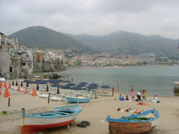 Bagheria, Sicily: my family's hometown. I want to go back there soon!