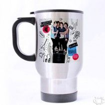 5 Seconds of Summer photo poster Travel Mug