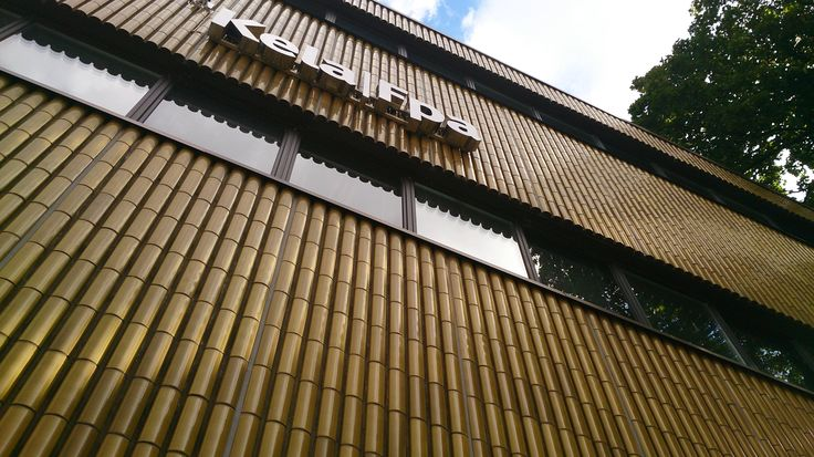 Kela/Fpa office, Eerikinkatu, Turku, 2014