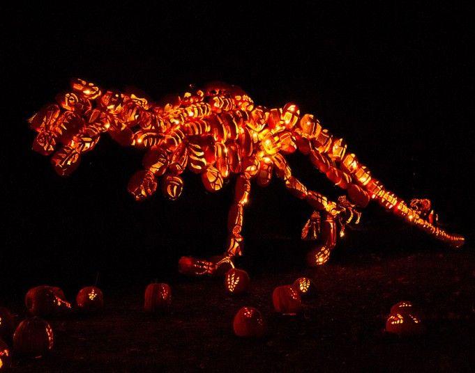 Great Jack 'O Lantern Blaze
