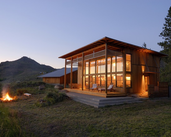 11 best modern cabins images on Pinterest Architecture Cabin