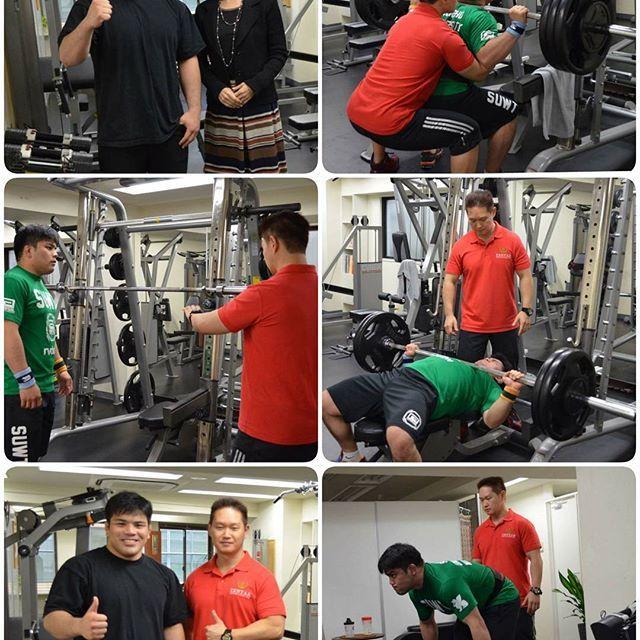 2016/11/21 16:42:05 hiroirimagawa 【レスリング界のエース】  与那覇 竜太君がZESTARの パーソナルトレーニングを 受けに来てくれました  与那覇君はレスリングの国体、 インターハイで何度も優勝する 程の実力者  現在、大学4年生で勉強も レスリングも優秀な文武両道  与那覇君は体幹が安定していると、 指導した事の飲み込みが早く、 教えがいのある成年でした  今日はビッグ3で追い込んだから 暫くは筋トレ休んでね😃✌ ☆☆リロクラブ提携店 ZESTAR☆☆ 個々のお客様に合わせて ワークアウトの内容が変わります。 ①バルクアッププログラム ②ダイエットプログラム ③生活習慣病改善プログラム☆ ④関節痛改善プログラム☆ ⑤メンタルヘルス改善プログラム☆ ☆注:改善目的の為、通院されている方は 医師にご相談の上トレーニングをしてください。  体験申込はプロフィールにある ホームページから  #CEO #経営者 #オーナー #代表取締役 #社長 #エグゼクティブ #役員 #ZESTAR #六本木 #フィットネス #ダイエット #シェイプアップ…