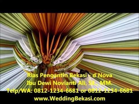 Rias Pengantin Bekasi - d'Nova - Persewaan Tenda dan Pelaminan di BEKASI