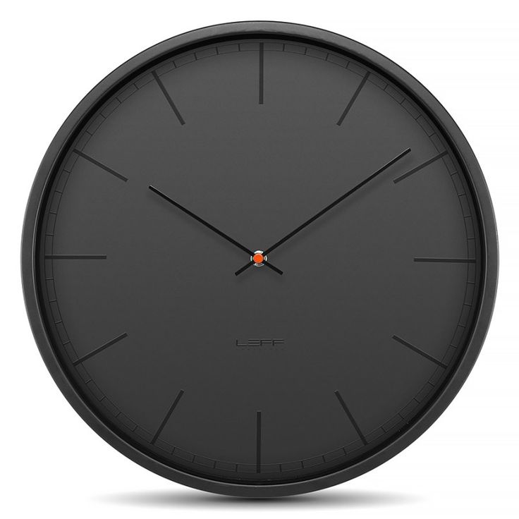 Minimalist Clocks by LEFF Amsterdam
