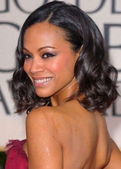 nice 10 Chic Black Weave Hairstyles That You Can Try