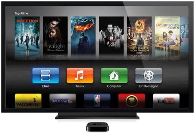 Update für Apple-TV-Firmware