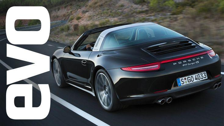 #Porsche #911Targa 4S Review! [evo Reviews]
