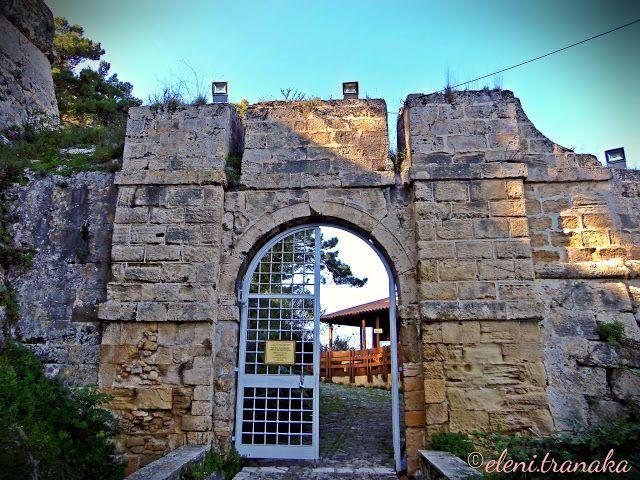Ελένη Τράνακα: Ενετικό Κάστρο, Μπόχαλης - Ζάκυνθος / Venetian Castle, Bochali - Zakynthos