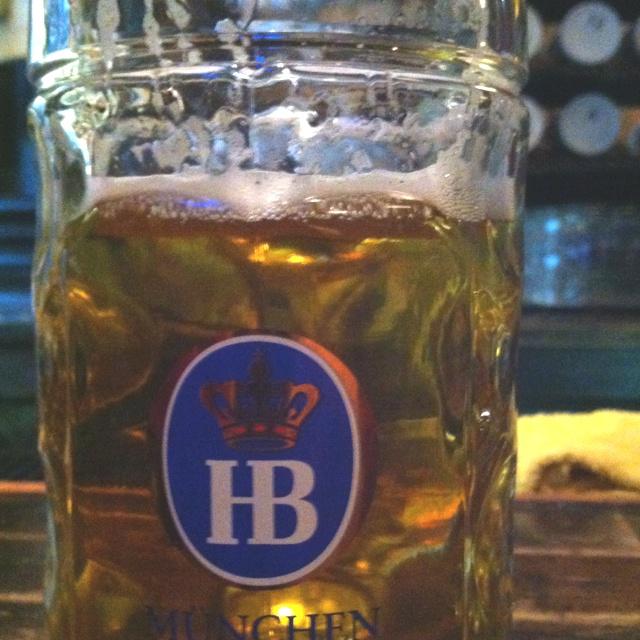 Old German Beer Hall - Hofbrau