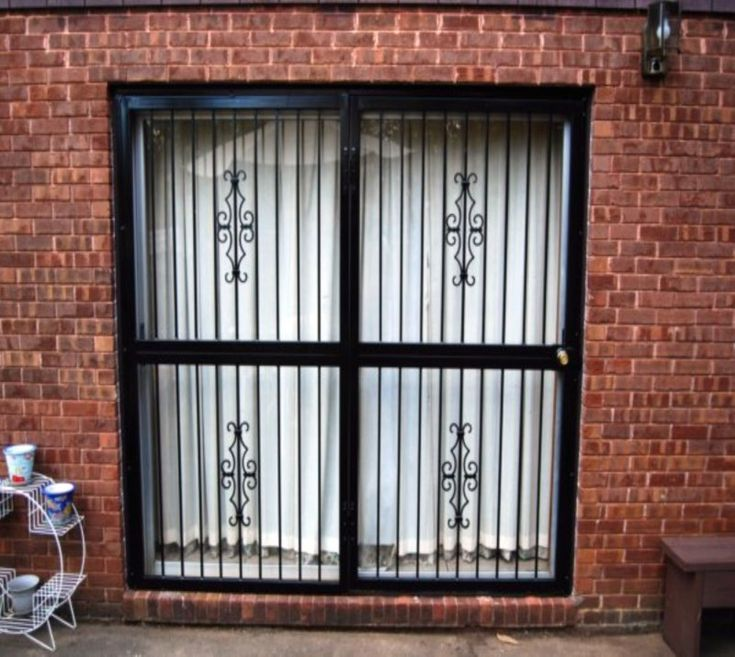 Patio Security Doors Security Doors For Sliding Glass