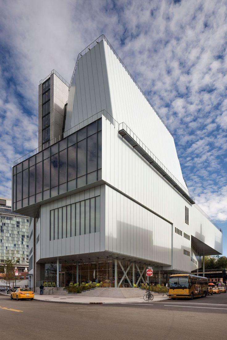 Renzo Piano Building Workshop, Fernando Alda - www.fernandoalda.com, Karin Jobst, Nic Lehoux Photography, Timothy Schenck · Whitney Museum of American Art. New York · Divisare