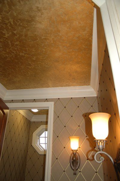 38 best dining room ideas furniture and ceilings images on for Best paint finish for bathroom ceiling