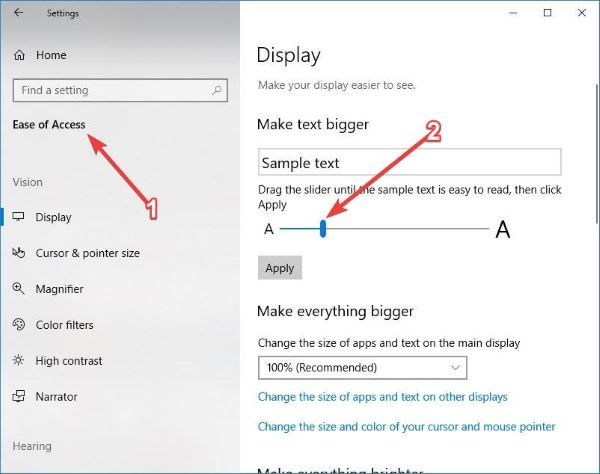 How To Change Font Size In Sticky Notes In Windows 10 With Images