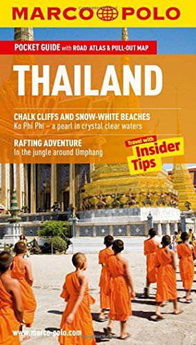 From 1.96:Thailand Marco Polo Pocket Guide (marco Polo Travel Guides)
