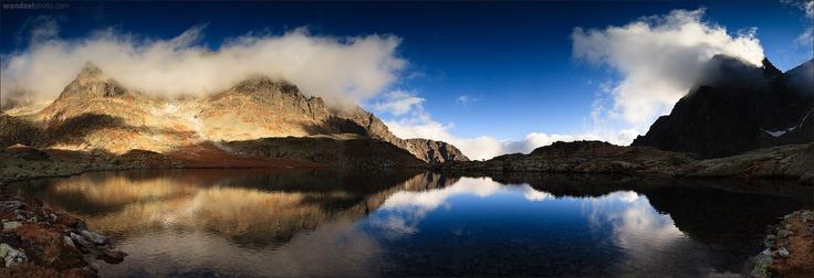 Malá Studená dolina, High Tatras, Slovakia photo by Wojciech Wandzel