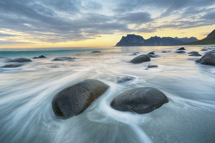 A Step-by-Step Guideline for Long Exposure Landscape Photography
