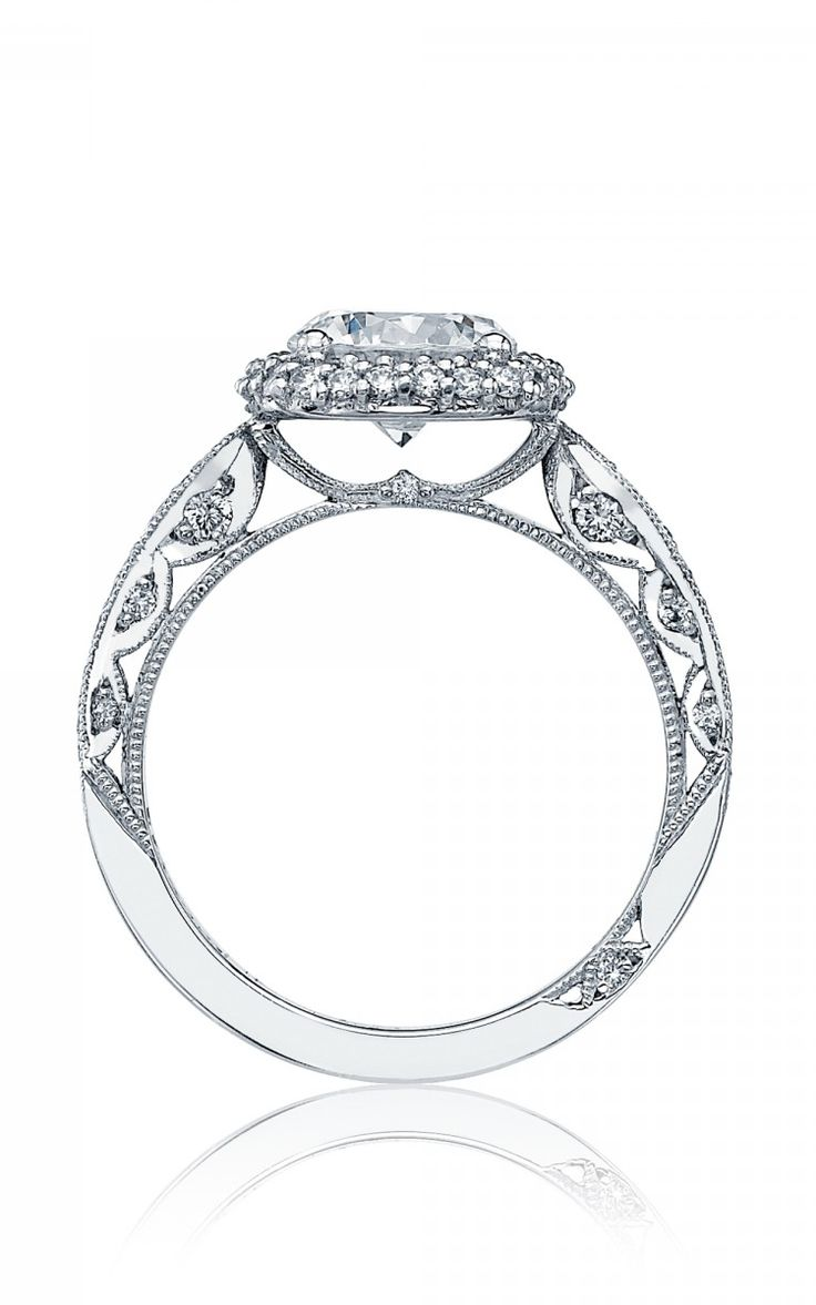 Want to know more about Tacori Blooming Beauties HT2518CU75 Go http://www.moyerfinejewelers.com/Tacori-Engagement-Rings/Blooming-Beauties/HT2518CU75/26501169/EN#.Uicb_X80qhp
