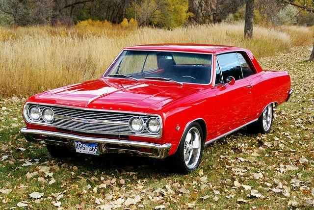 1965 Chevy Malibu SS-my dream car (add hard top convertible)