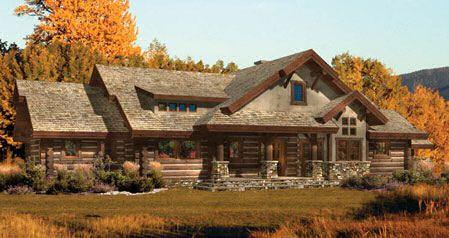 Log Cabin Plans Precisioncraft Log Homes Timber Frame