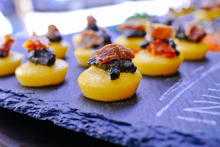 La Polenteria in #london - @BuzziSpace #100design - Don't let the name scare you, polenta is an ingredient that will surprise you! Give it a try!