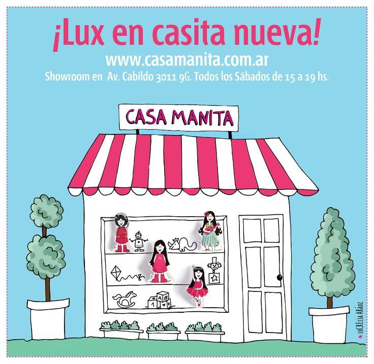 #lux la #muñeca llego a #buenosaires #pink #argentina #toys #ilustracion
