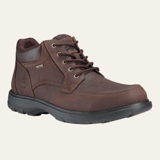 Men's Richmont Waterproof Chukka Shoes