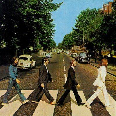 The Beatles - Abbey Road 1969