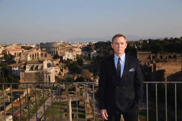 Daniel Craig at event of Spectre (2015)