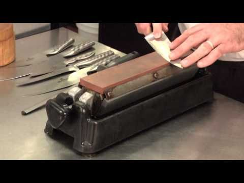 How to Sharpen Your Chef Knives