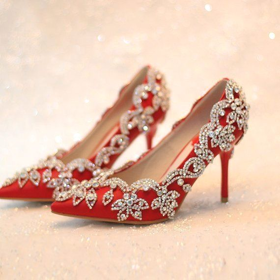 New Wedding Shoes Ideas For Summer Red Bridal Shoes Summer Wedding Shoes Beautiful Wedding Shoes
